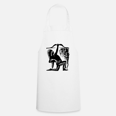 American Indian American Indian - Cooking Apron