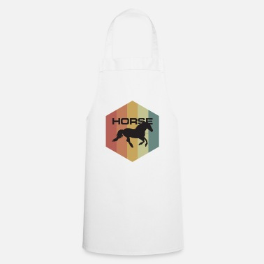 Dressage Dressage horse Dressage horse training - Cooking Apron