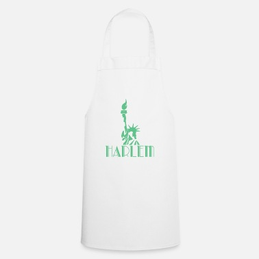 Statue Of Liberty Harlem - Statue of Liberty - Statue of Liberty - Cooking Apron