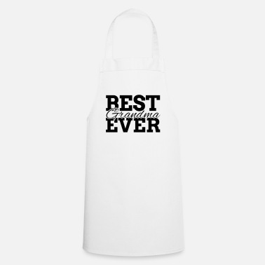 Cuore BEST GRANDMA EVER - Cooking Apron