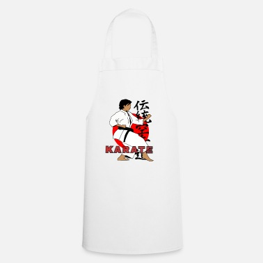 Tradition TRADITIONAL KARATE - Cooking Apron
