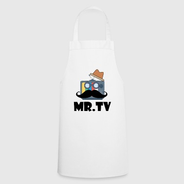 MR TV - Tablier de cuisine
