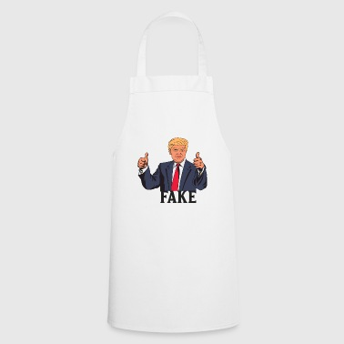 TRUMP FAKE - Tablier de cuisine
