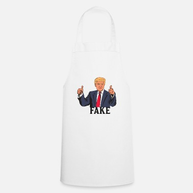 Fake TRUMP FAKE - Tablier de cuisine