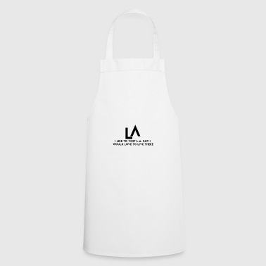 Los Angeles - Tablier de cuisine