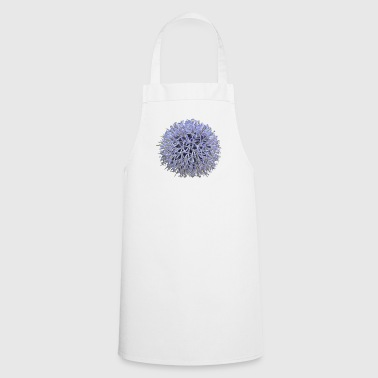 Large lilac flower - Cooking Apron