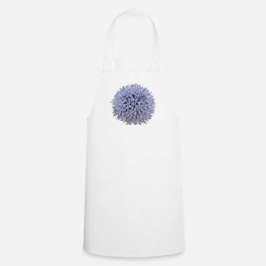 Lilac Large lilac flower - Cooking Apron