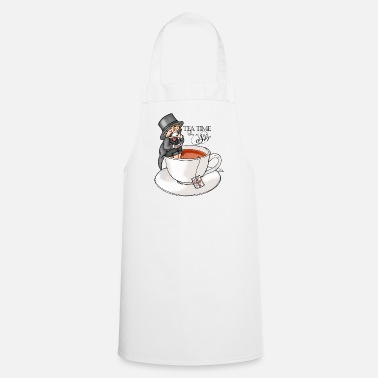 England tea time like a Sir with Earl Grey (text) - Cooking Apron