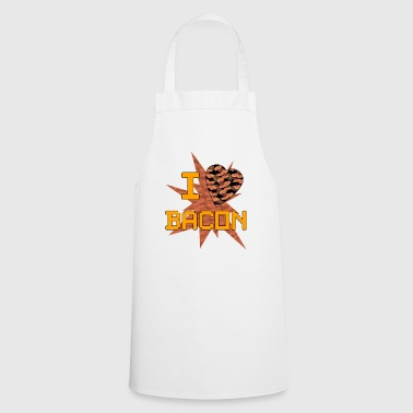 Bacon Pattern - Cooking Apron