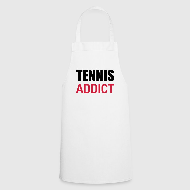 Tennis - Sport - Racket - Tennis Player - Tenis - Delantal de cocina