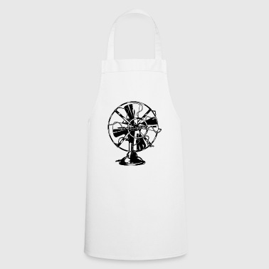 fan - Cooking Apron