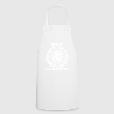 Disability Without limitation in the wheelchair - Cooking Apron