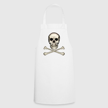 Skull and Crossbones - Cooking Apron