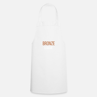 League Of Legends LOL maglietta Legends League bronzo - Grembiule da cucina