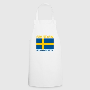 Sweden Scandinavia - Sweden - Cooking Apron