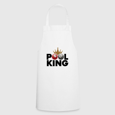 Pool king - Tablier de cuisine