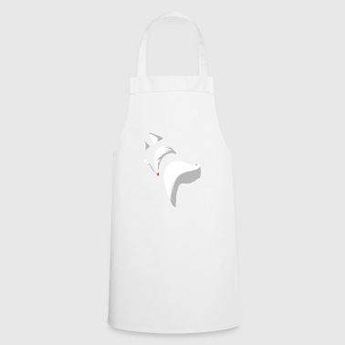 Cute Fox Animal Design - Cooking Apron