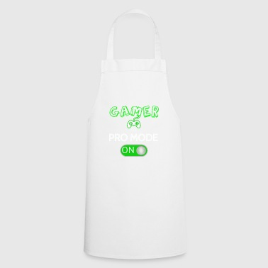 Funny Video Gamer Design - Cooking Apron