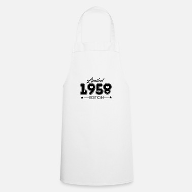 Years Gift for 60 year old women - Cooking Apron