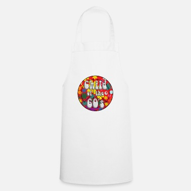 Woodstock sweet 60`s - Cooking Apron