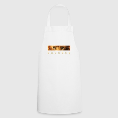 Lion Success Winner Profit Shirt - Cooking Apron