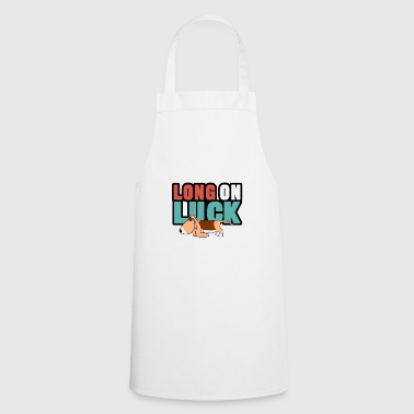 long on luck - Cooking Apron