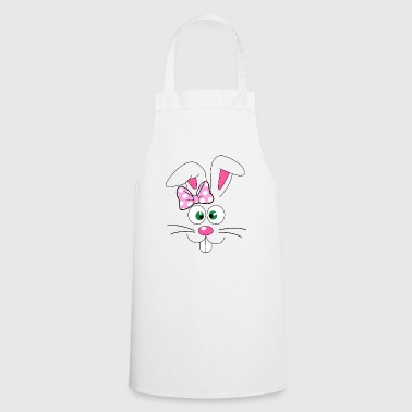 Easter Bunny Easter Bunny Face - Cooking Apron