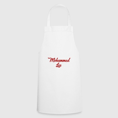 Mohammed Lee - Cooking Apron