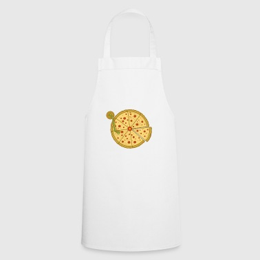 PIZZA turntable - Cooking Apron