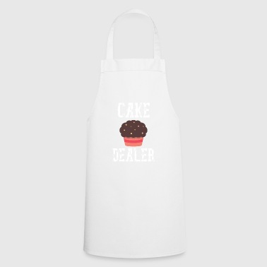 Pastry Chef Cake baking pastry chef shirt - Cooking Apron
