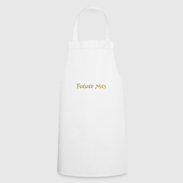 Hen party Bride Gift idea Mrs - Cooking Apron