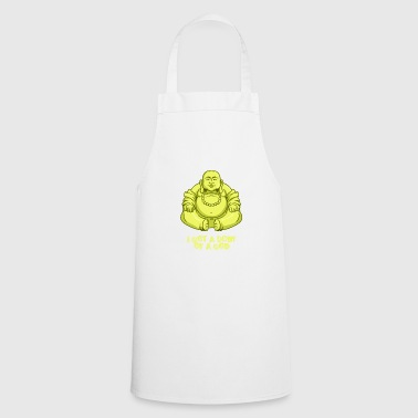 Buddha - Buddhism - Cooking Apron