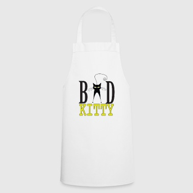 Bad Kitty - Bad Kitty - Cooking Apron