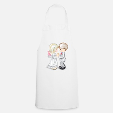 Wedding wedding - Cooking Apron