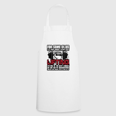 LIFTING - Cooking Apron