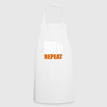 Vape steaming - Cooking Apron
