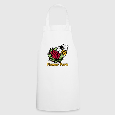 flower meadow - Cooking Apron