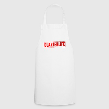 Quarterlife crisis - Cooking Apron
