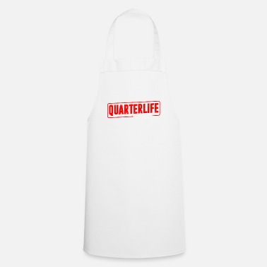 Crisis Quarterlife crisis - Cooking Apron