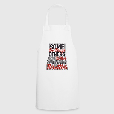 Open Throttles - Cooking Apron