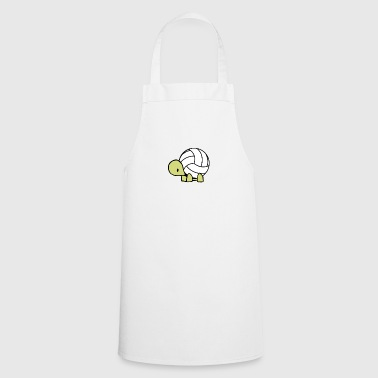 Volley turtle - Cooking Apron