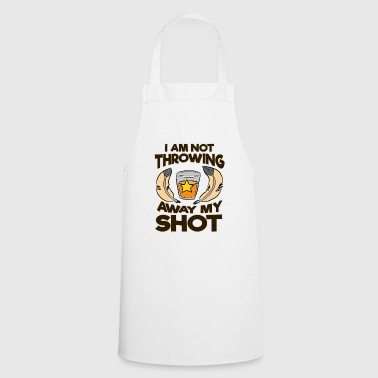 shot - Cooking Apron