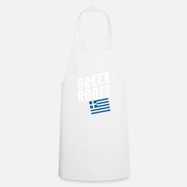 Greek greek roots - Cooking Apron