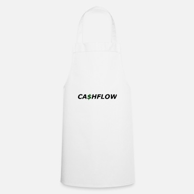 Cash cash-flow - Tablier de cuisine