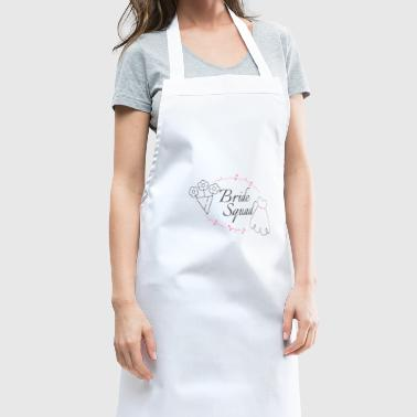Hen party bride - Cooking Apron