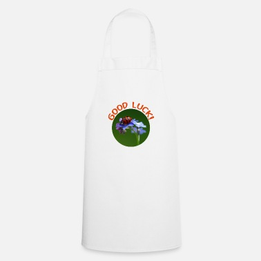 Luck Good luck - Good luck - Cooking Apron