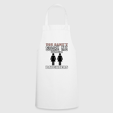 Daughters daughter scared - Cooking Apron