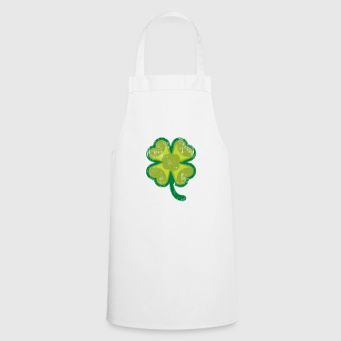 Goblin shamrock - Cooking Apron
