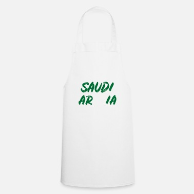Arabia Saudi Arabia Saudi Arabia country gift idea - Cooking Apron