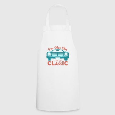 Car Speed Motor Speed Race - Cooking Apron